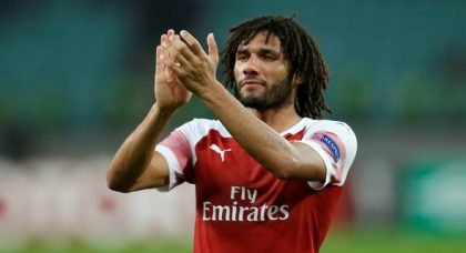 Celtic must sign available Arsenal enforcer Elneny