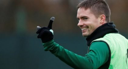 Lustig wanted by AIK