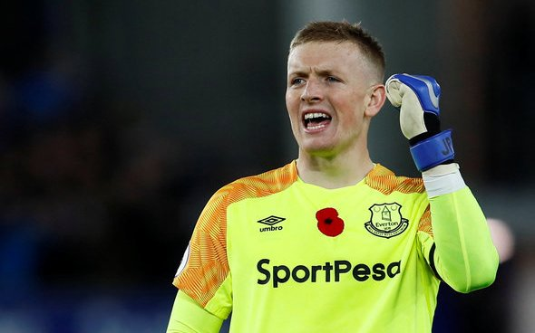 Image for Everton's pursuit of Cillessen is connected to Man Utd getting Pickford