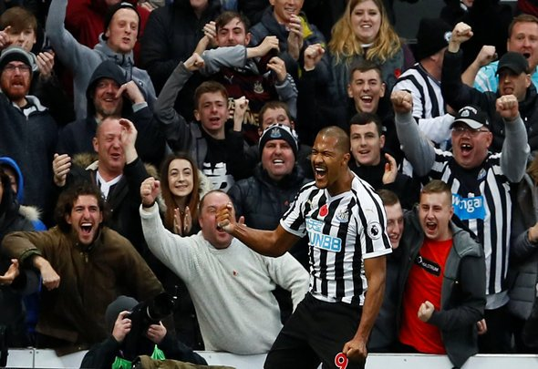 Newcastle given time in Rondon pursuit
