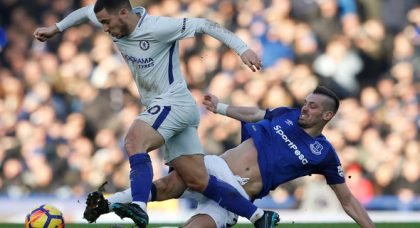 Everton: Fans frustrated with Morgan Schneiderlin following Southampton clash
