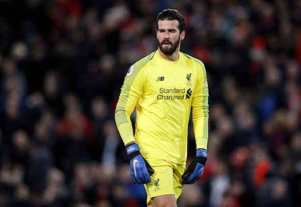 Pearce: Alisson knee slide celebration was brilliant