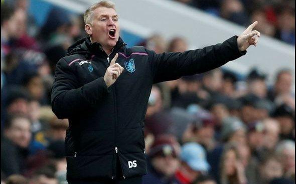 Image for Aston Villa: Gregg Evans reveals reason for Dean Smith formation change