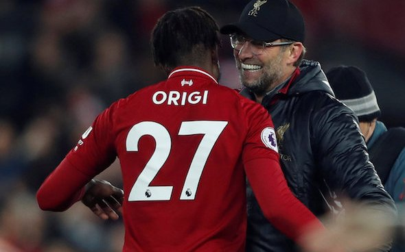 Image for Liverpool: James Pearce discusses Divock Origi