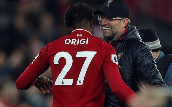 Image for Liverpool: Guy Clarke discusses Divock Origi's future at the club
