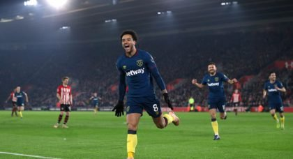 Brown mightily impressed by Anderson v Arsenal