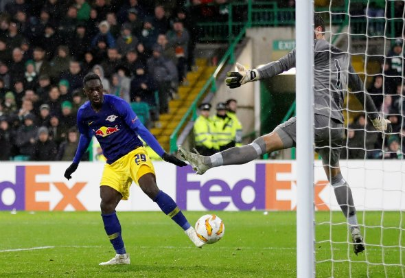 Leeds United: Peacocks on the trail of RB Leipzig's Jean-Kevin Augustin