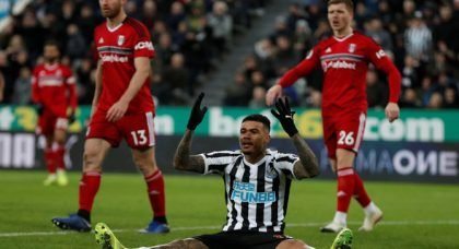 Newcastle pass up on £30m Kenedy clause
