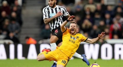 Lascelles: I don't know how Wolves are where they are