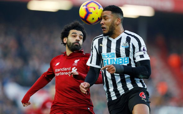 Image for Newcastle: These fans aren't worried about Jamaal Lascelles' injury update