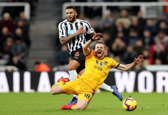 Wolves fans drool over Jota v Newcastle