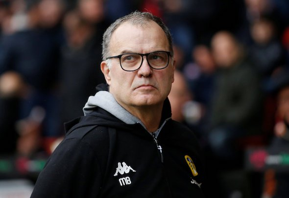 Leeds boss Bielsa will not be considered by Man United