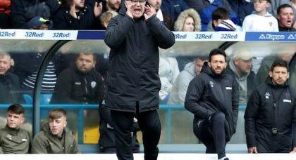 Leeds expected XI v Bolton