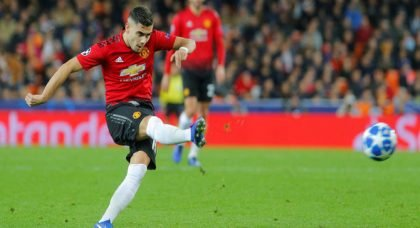 Leeds must sign Man United's Pereira in summer