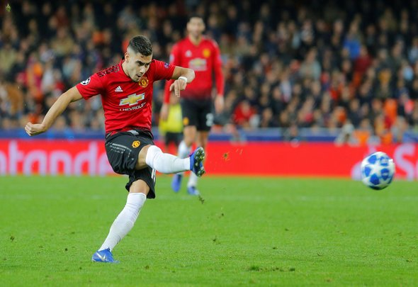 Manchester United: Some fans furious about Andreas Pereira as some don't think he 'is not good enough'