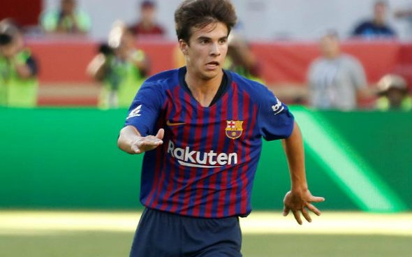 Image for Leeds United: Fans react as Riqui Puig told he can leave Barcelona