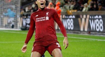 Liverpool: Stats show Virgil van Dijk hasn't been as colossal as last season