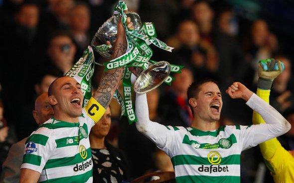 Image for Celtic: Fans react as club captain Scott Brown announces his imminent departure