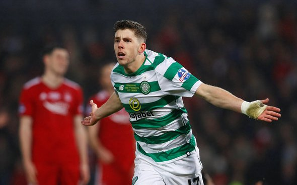 Image for Celtic: Fans react to Ryan Christie's move to AFC Bournemouth