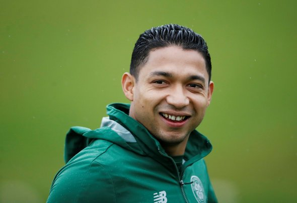 Celtic have asked Izaguirre about Houston forward Elis