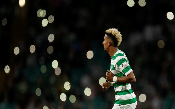 Image for Celtic: Some fans are gutted that Scott Sinclair didn't feature against Rennes