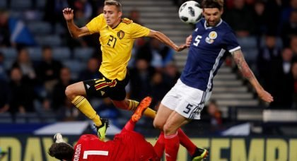 Agent hints £6m Castagne deal could be dead, Celtic must buy striker instead