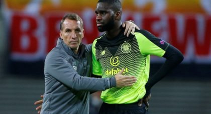 Rodgers must take gamble on Celtic cup side