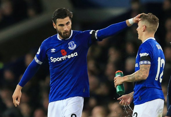No offers from Everton or anyone else for Gomes