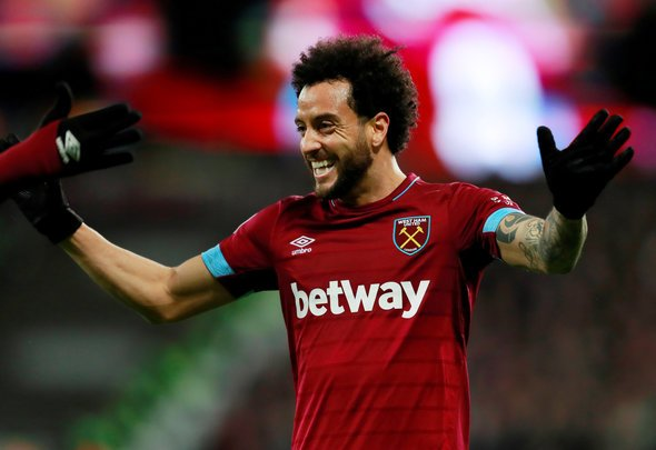 West Ham United: Danny Mills highlights Felipe Anderson's recent performances
