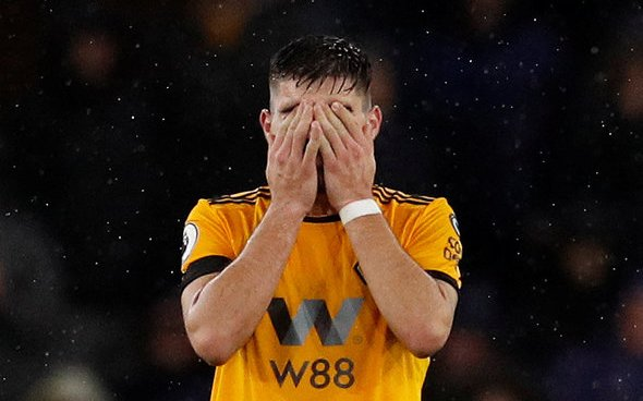 Image for Wolverhampton Wanderers: Fabrizio Romano issues Ruben Neves claim