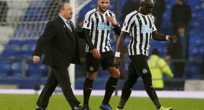 Benitez needs Gross at Newcastle