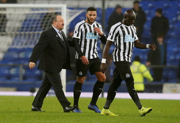 West Ham launch offer for Diame reunion from Newcastle