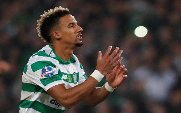 Image for Celtic: Scott Sinclair deserves a chance in Neil Lennon's side