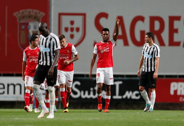 Rangers must sign Braga forward Dyego Sousa