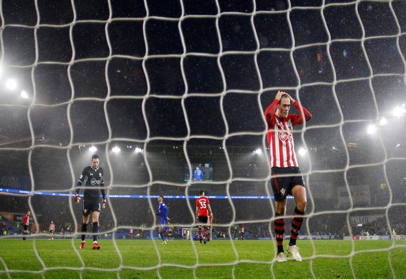 Southampton fans have had it with Vestergaard after shocker v Cardiff