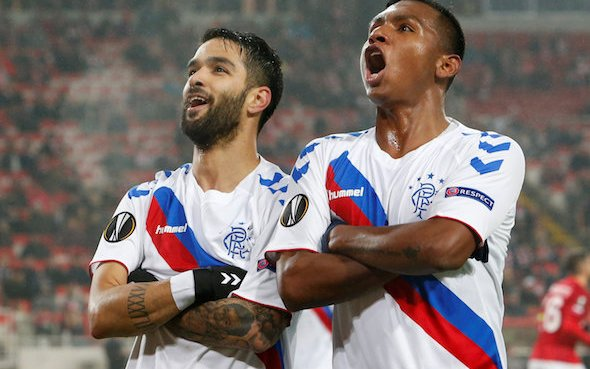 Image for Rangers: These fans claim to miss Daniel Candeias after watching this footage