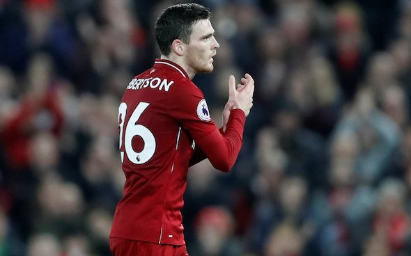Image for Liverpool: James Pearce discusses Andy Robertson's potential new contract
