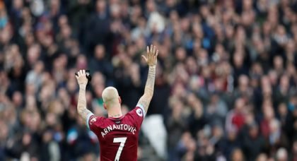 Arnautovic would be brill Liverpool signing
