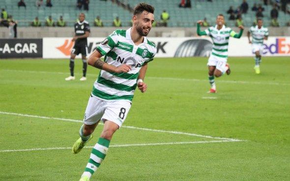 Image for Mark Goldbridge urges Man United to sign Fernandes
