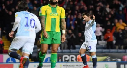 West Bromwich Albion: Fans joy at Kyle Bartley's performance against Stoke