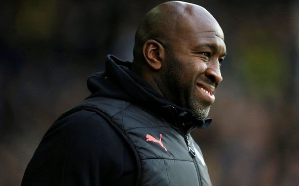 Image for Crossley: Darren Moore the perfect person to rebuild Sheffield Wednesday
