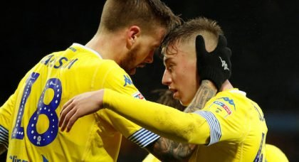 Leeds fans react to Jack Clarke speculation