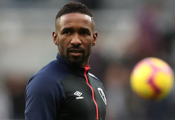 Defoe: I rejected Palace for Rangers