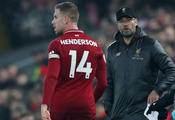 Liverpool: Fans unhappy with Henderson news