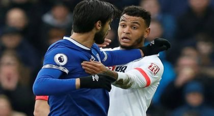 Everton plot £21.6m deal to beat rivals to Gomes signing