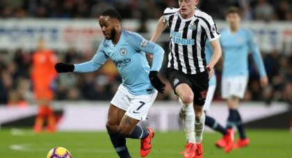 Redknapp drools over Longstaff at Newcastle