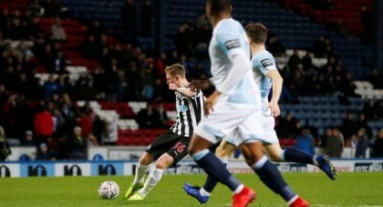 Clark: More to come from 'superb' Longstaff