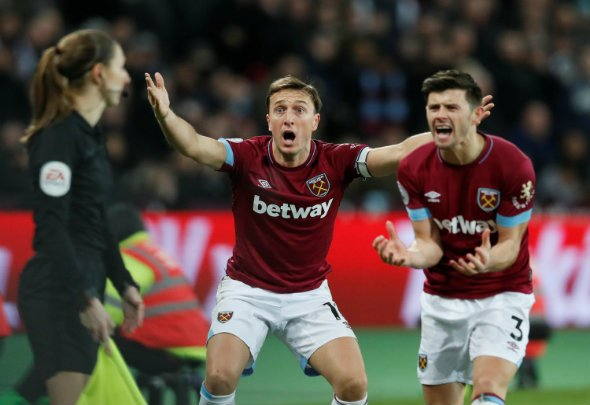 Noble drools over Rice performance v Arsenal