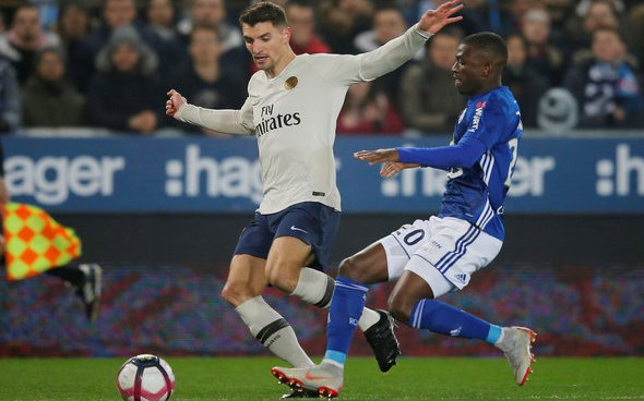 Image for Everton: Club have interest in swoop for PSG's Thomas Meunier
