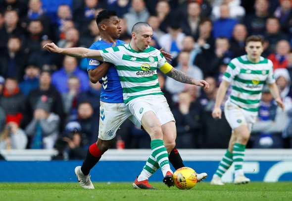 Candeias just gives Celtic all the ammo they need for Rangers clash